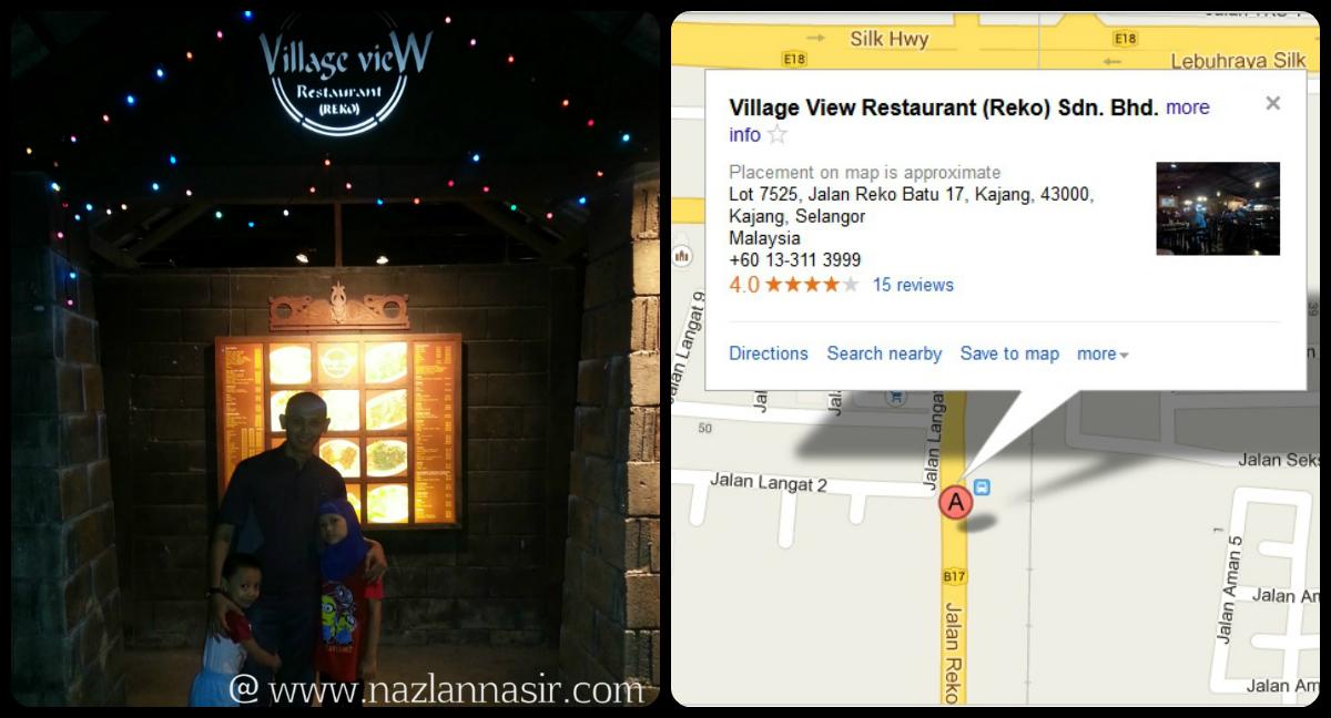 Restoran Village View