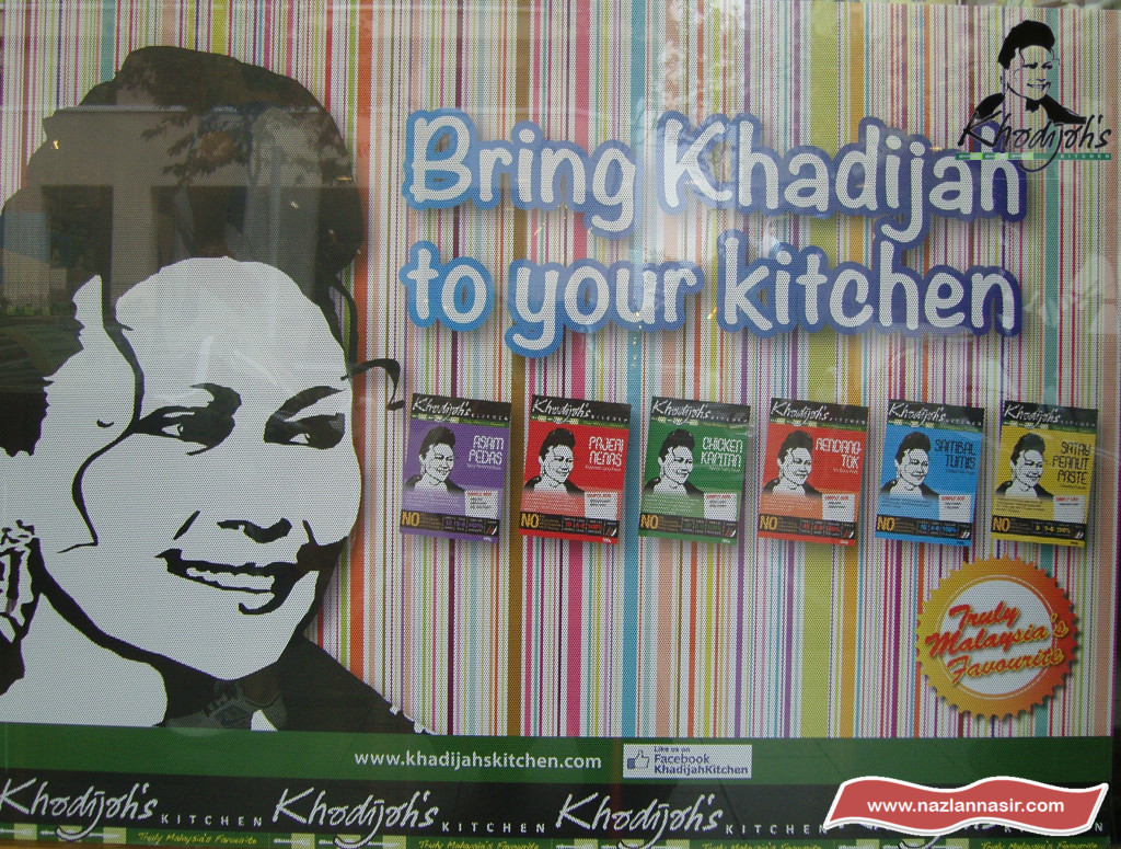 011 Bring Khadijah Back To Your Kitchen