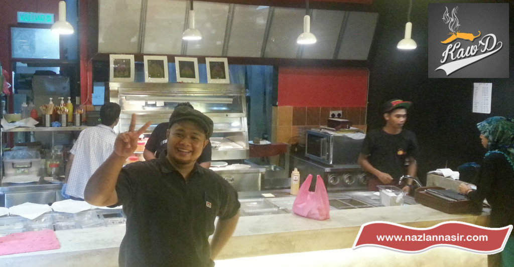 Chef Zam Candid