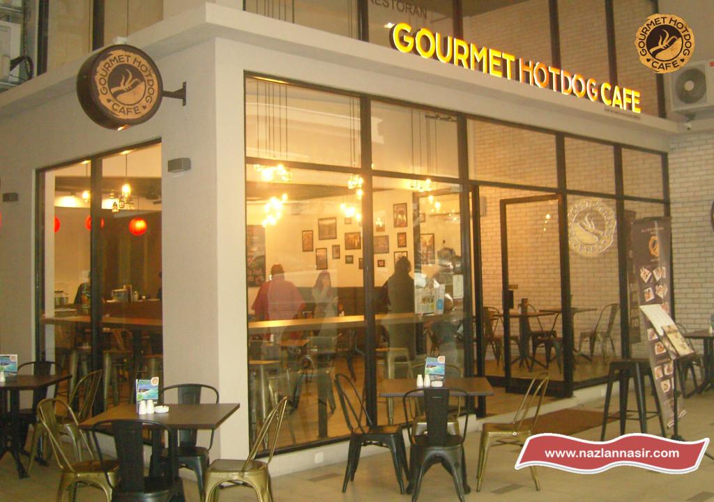 Gourmet Hotdog Cafe PV128
