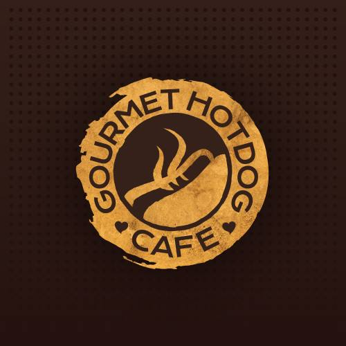 Gourmet House Cafe Logo