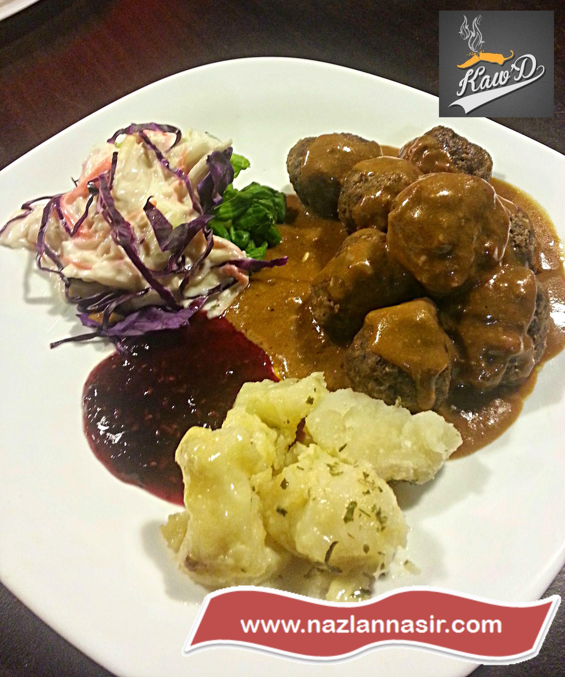Kaw'D Beef Meat Ball (Australian)