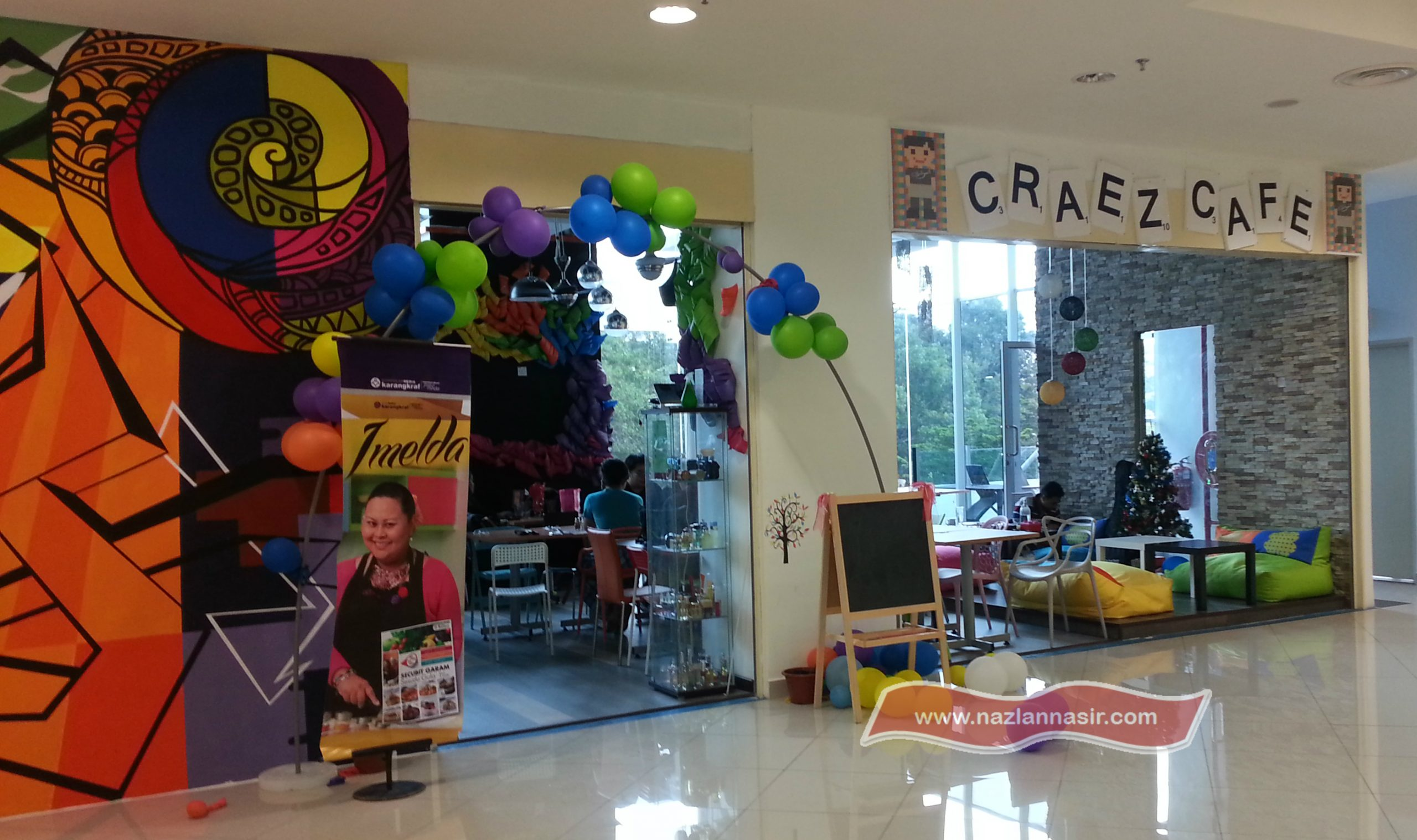 Welcome to CRAEZ Cafe