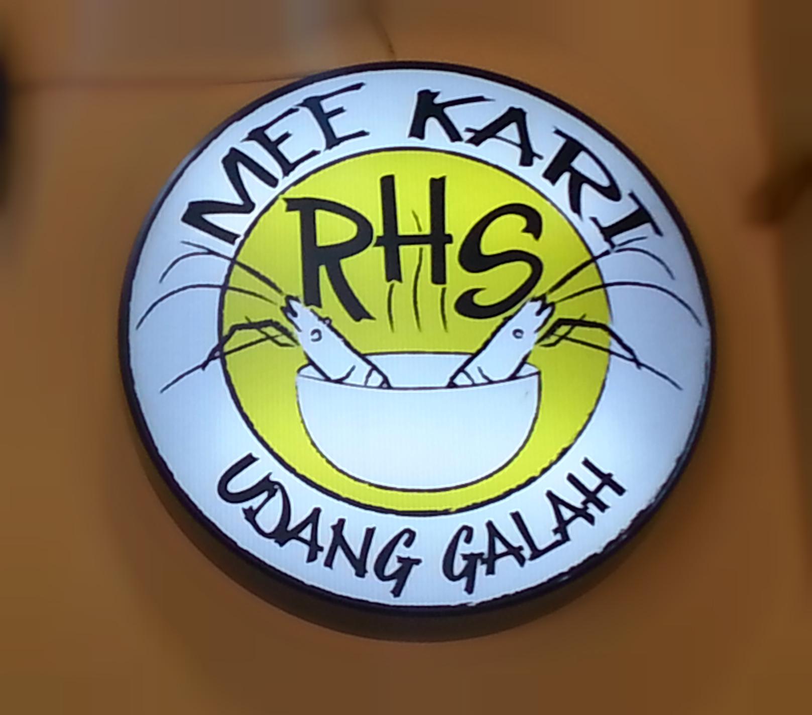 RHS Mee Kari Udang Galah