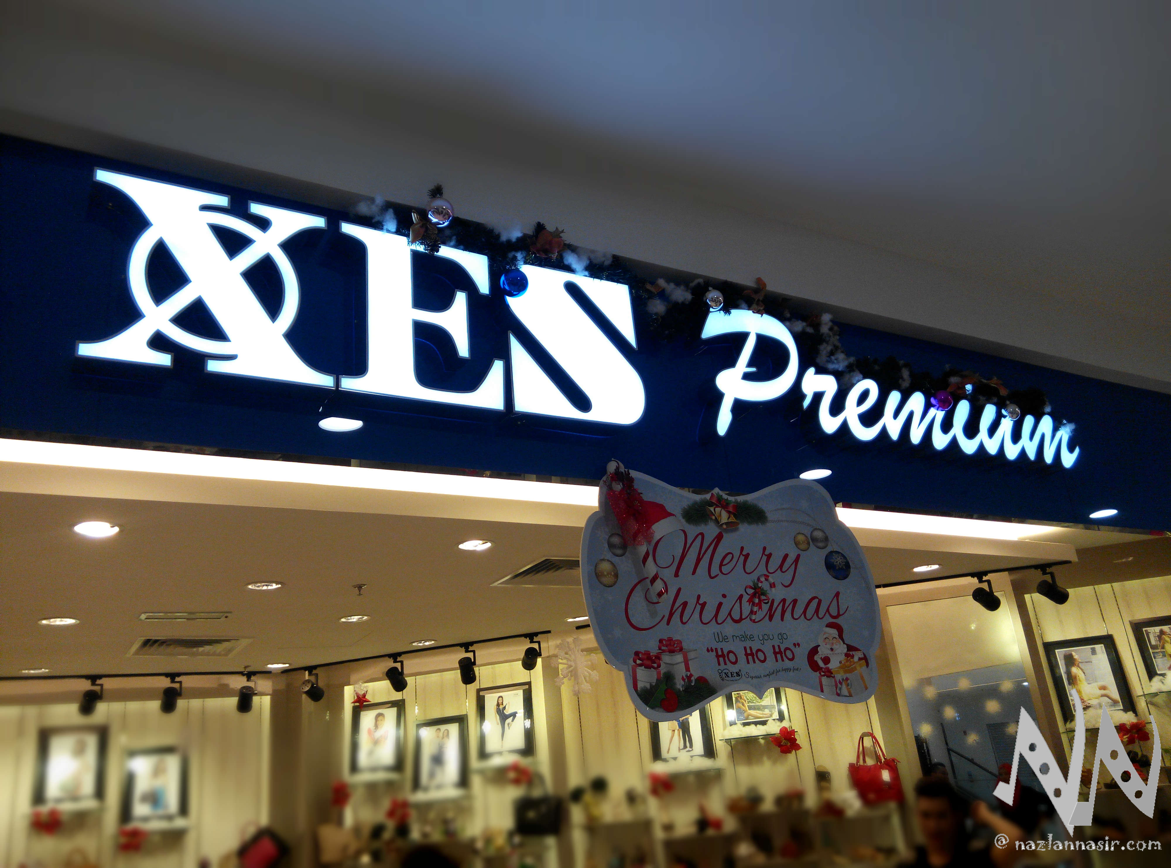 XES Premium Quill City Mall