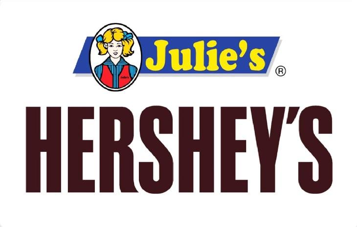 Julie's Hersye's Logo