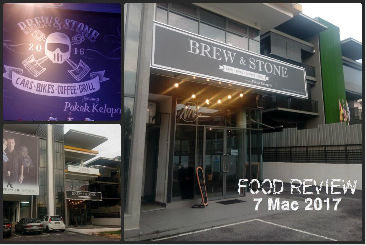 Cafe Brew & Stone