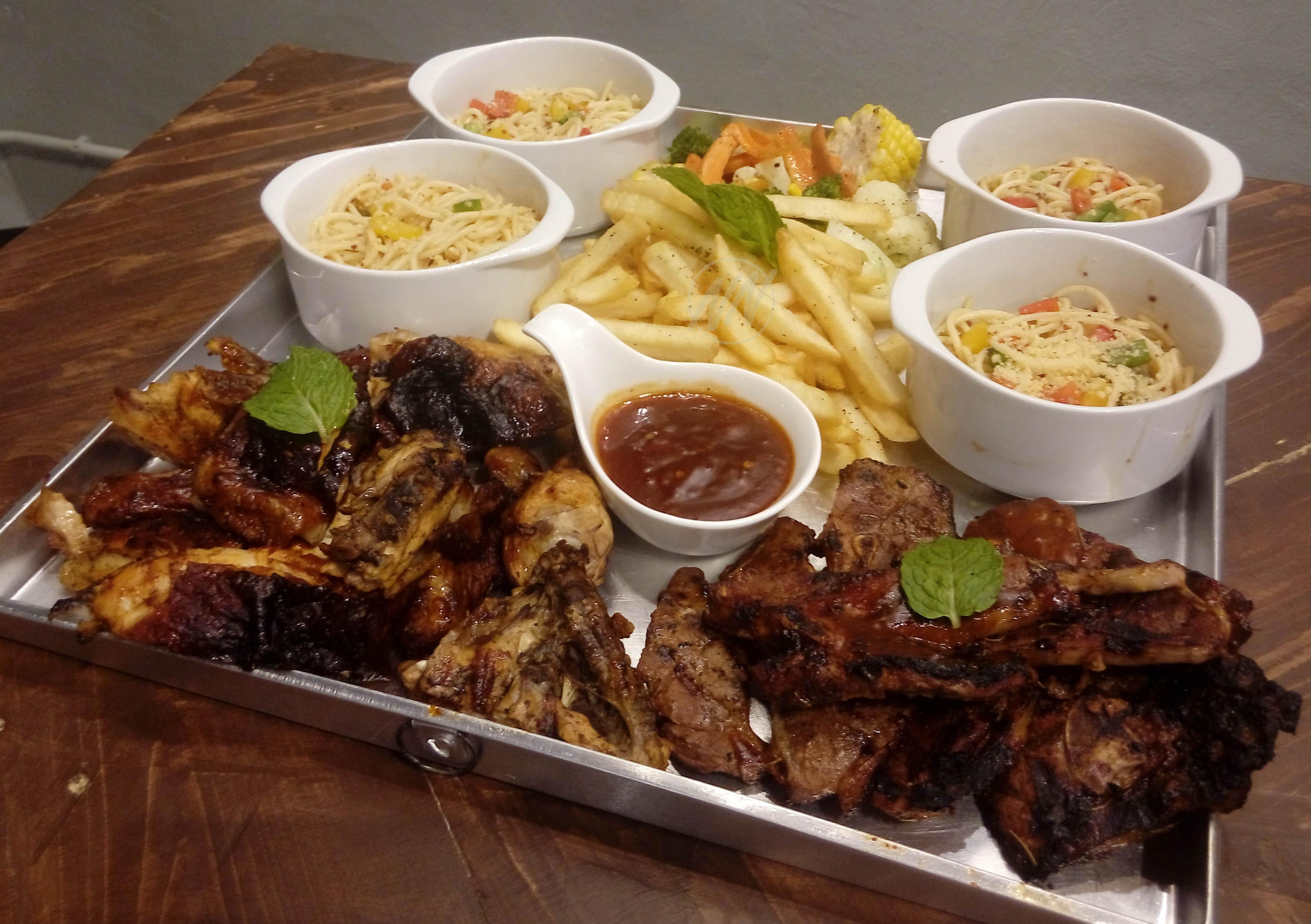 Meat Platter - RM99.00