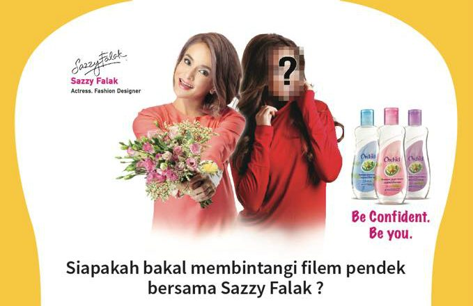 Pertandingan Orchid Be Yourself Promo1