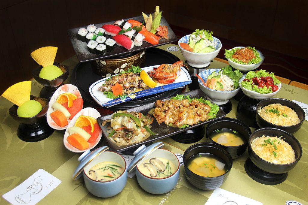 Kempen Love Food, Hate Waste di Restoran Jepun Agehan