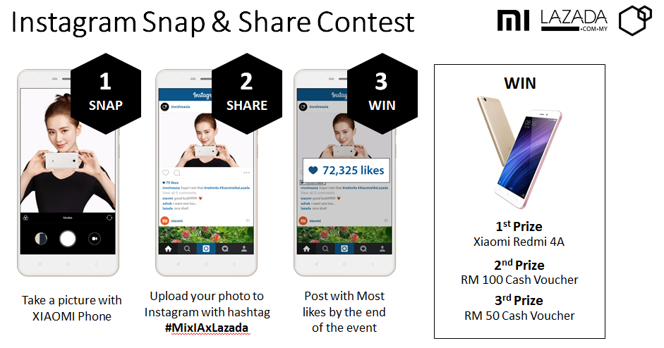 Snap & Share Contest