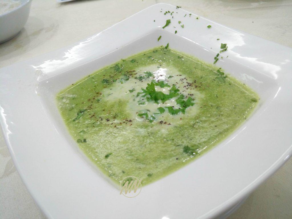 Resepi Sup Kacang Peas