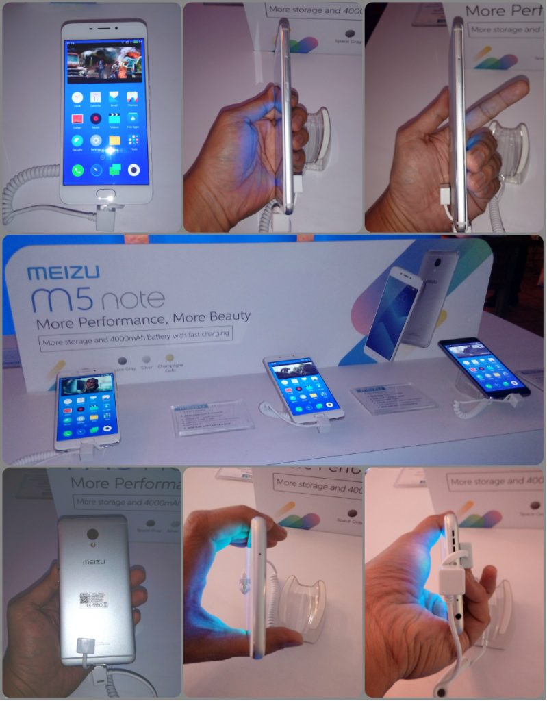 Meizu M5 Note Look and Feel