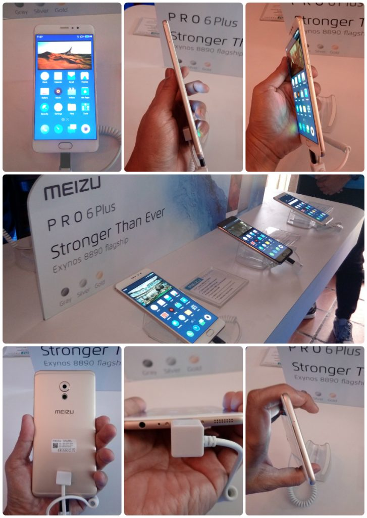 Meizu Pro 6 Plus Look and Feel