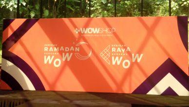 CJ WOW SHOP serikan sambutan Ramadan dan Hari Raya dengan produk WOW