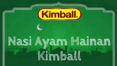 Resepi Ramadan - Nasi Ayam Hainan Kimball
