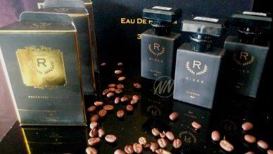 RiSES Perfumes Bottles