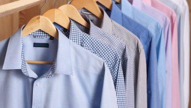 Slim Fit Shirts Pilihan Lelaki Kini