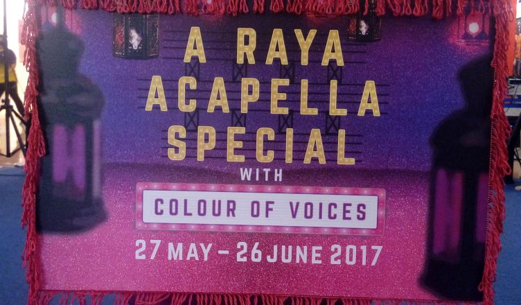 A Raya Acapella Special