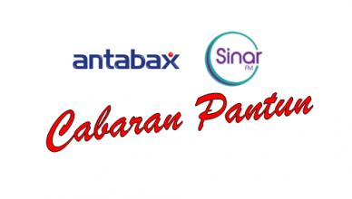 Cabaran Pantun Antabax & Sinar FM