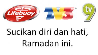Sucikan diri dan hati Ramadan Ini Banner
