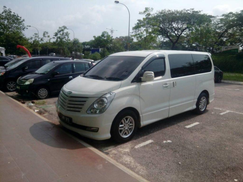 Hyundai Starex Royale ADIKFIRA