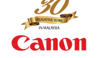 Canon Delighting You Always