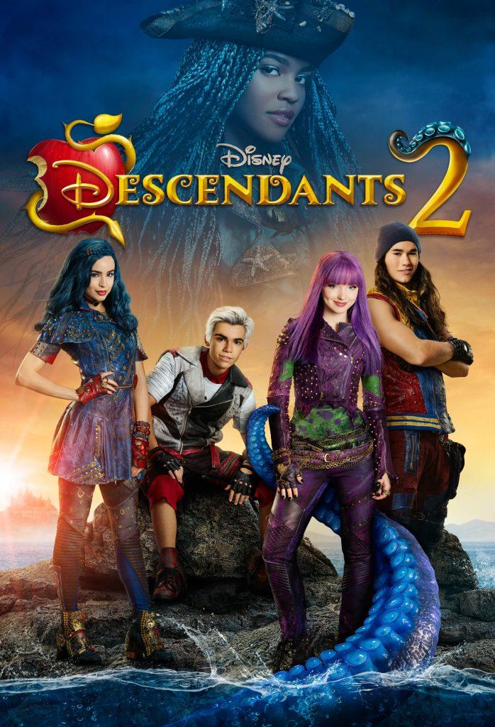 Descendants 2 Poster1
