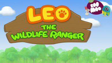 Leo the Wildlife Ranger-ZooMoo