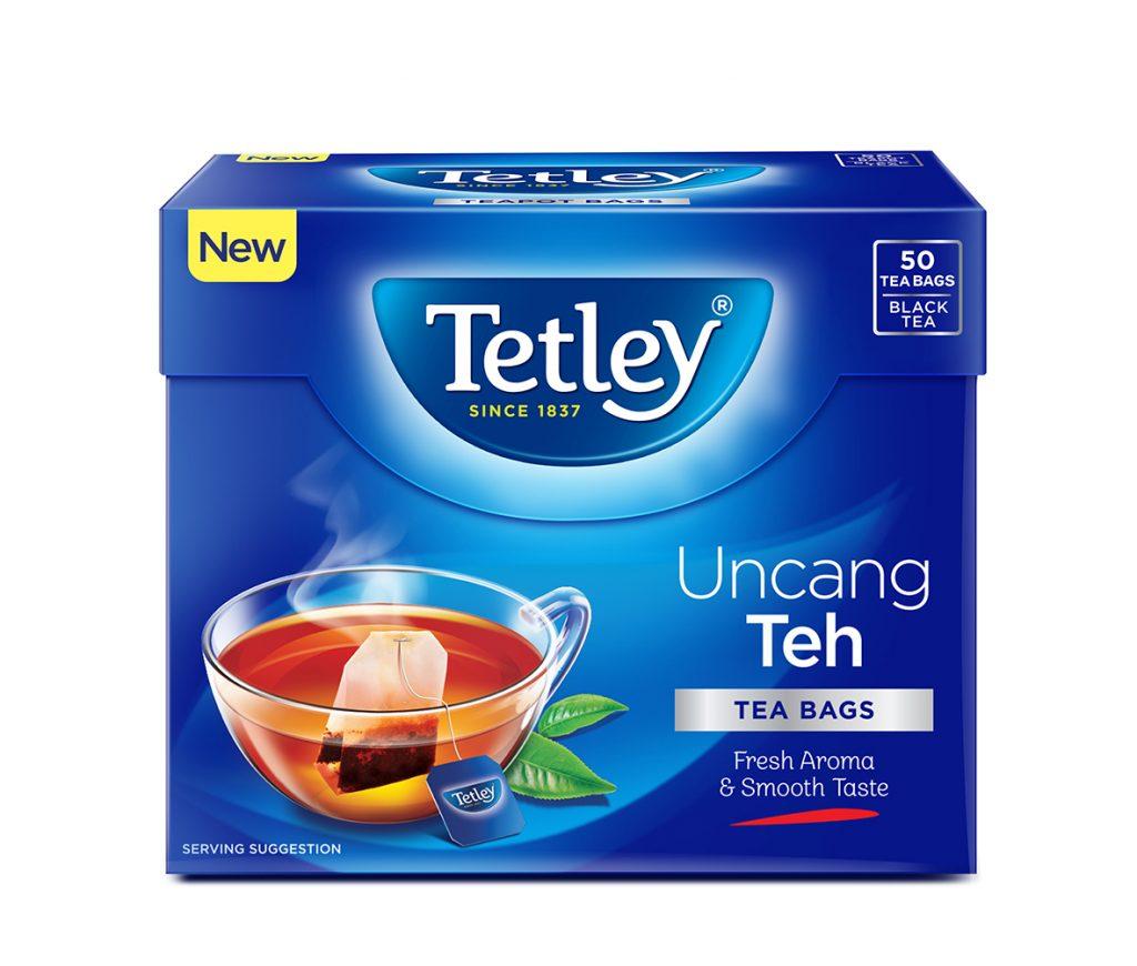 Tetley Tea - Teh Hitam