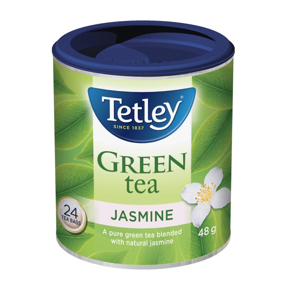 Tetley Tea - Green Tea Jasmine