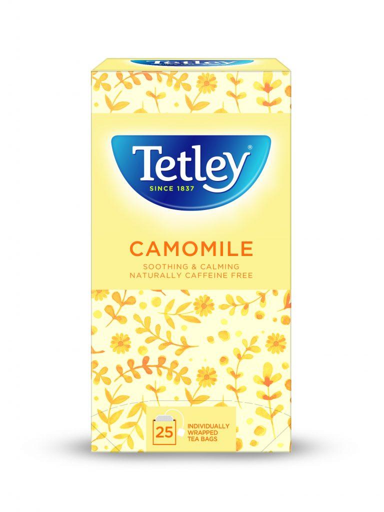 Tetley Tea - Camomile Tea