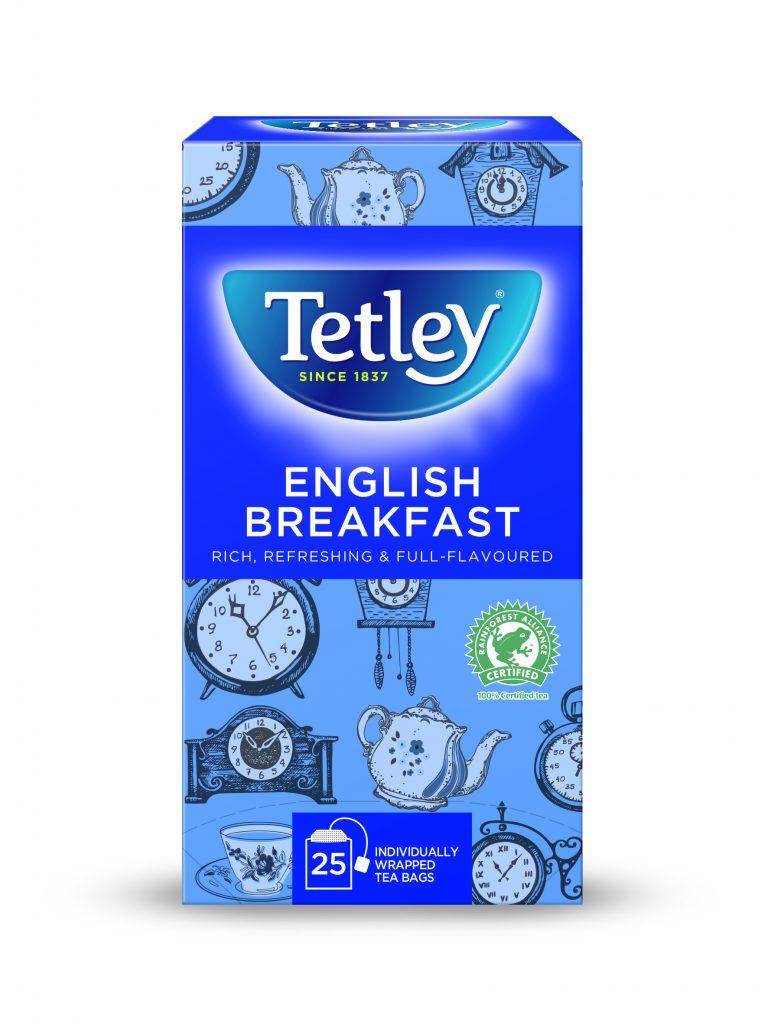 Tetley Tea - English Breakfast Tea