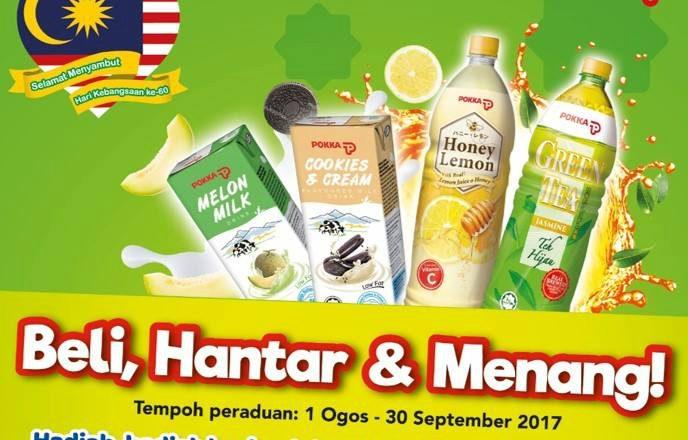 Pokka Beli, Hantar & Menang!
