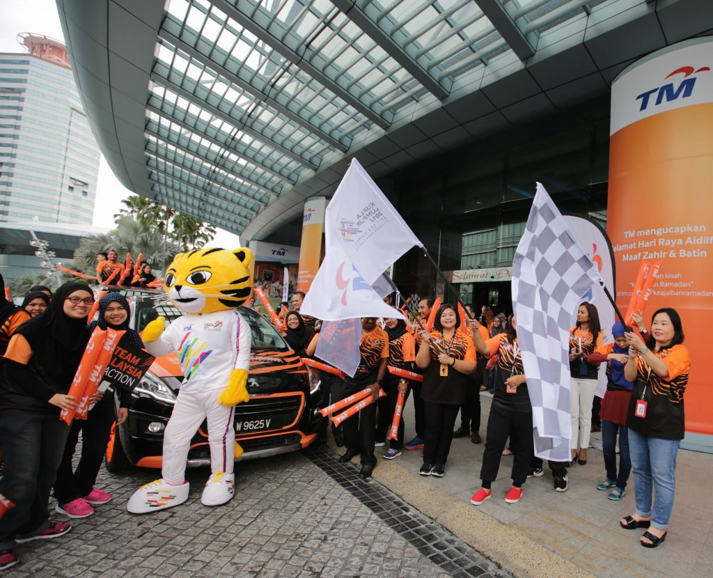 TM counts down to KL2017