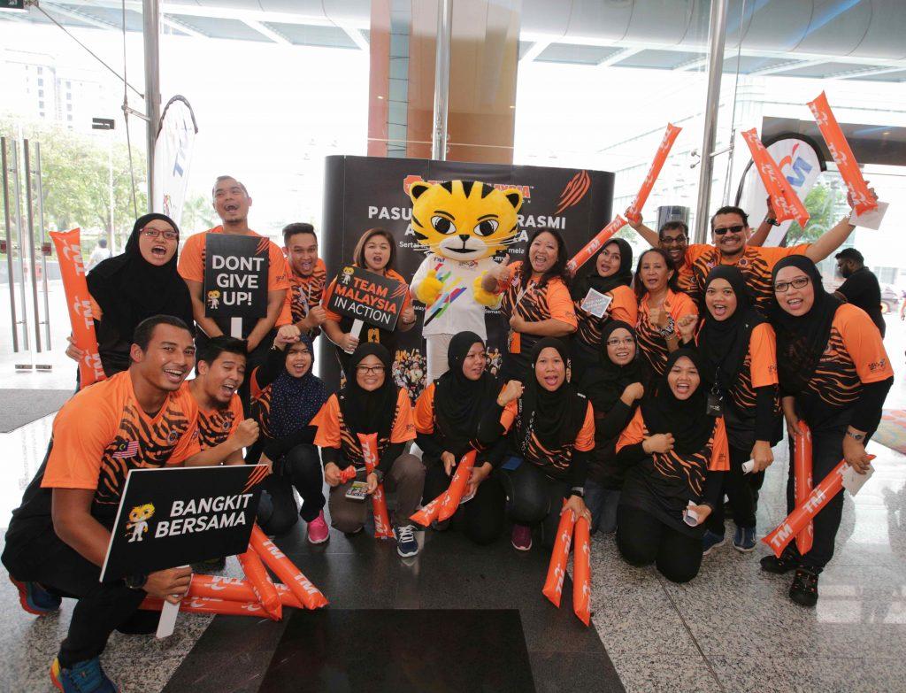 TM Penaja Platinum Sukan SEA ke-29
