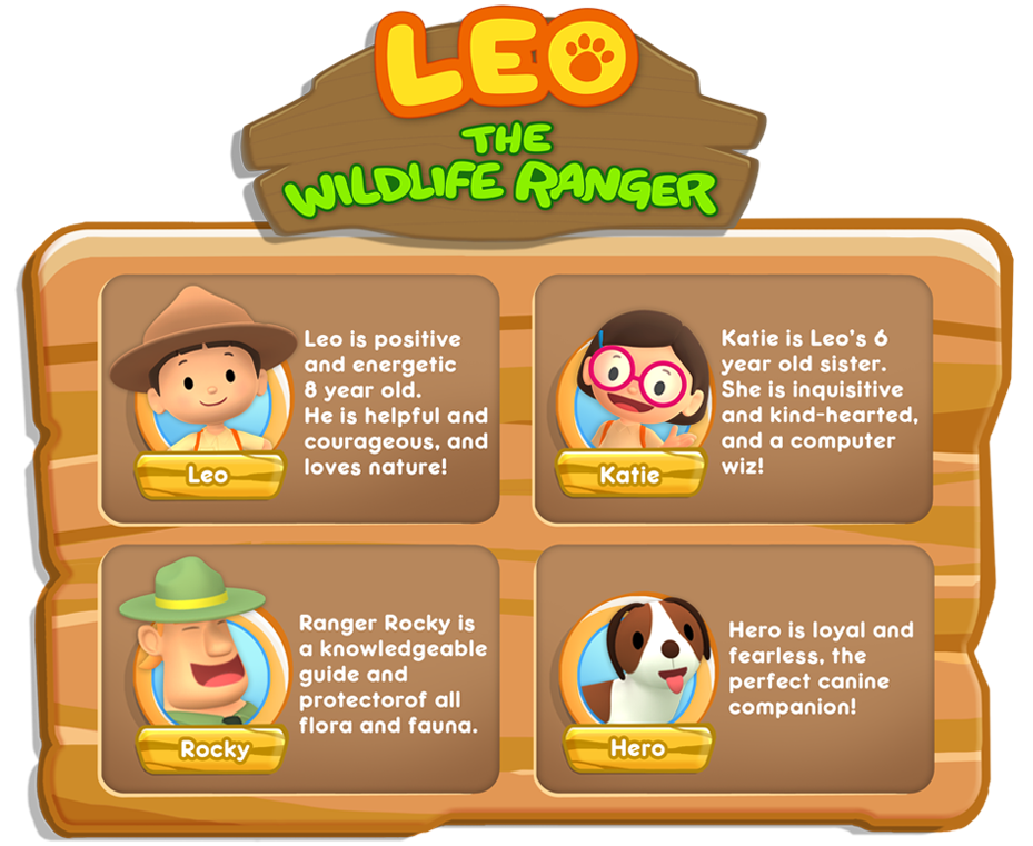 Leo the Wildanger Ranger