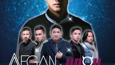 Konsert Terunggul Afgan & Ungu_Poster1
