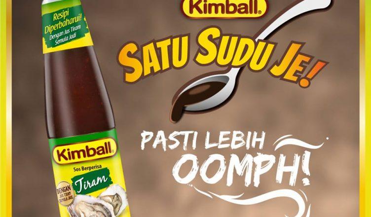 Kimball Satu Sudu Je