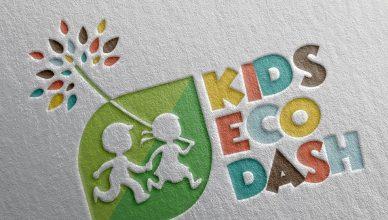 Kids Eco Dash Logo