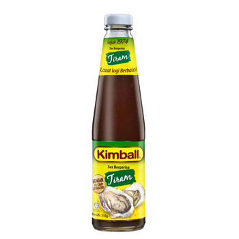 Kimball Sos Tiram 510g
