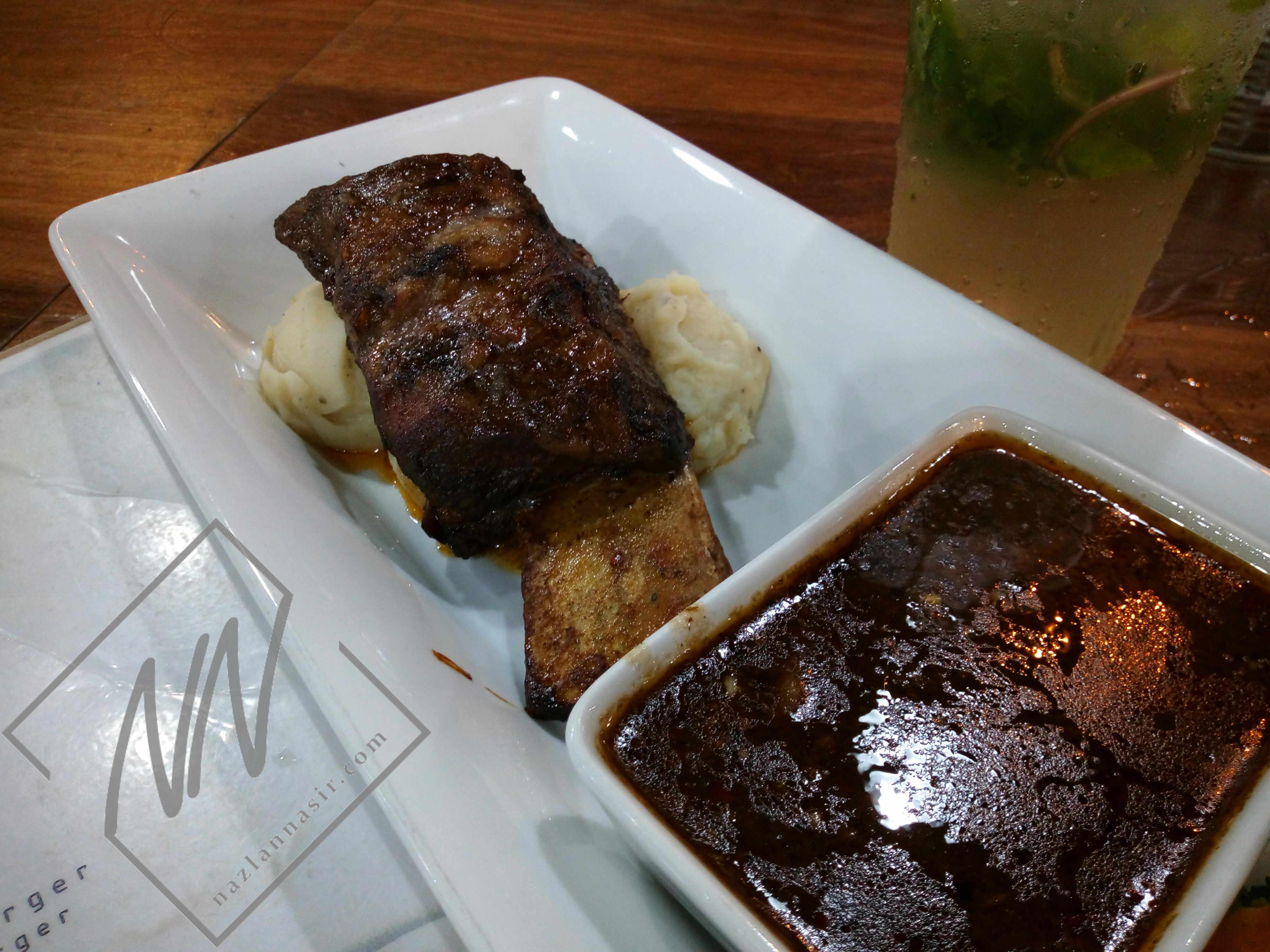 Oh sem Lamb Rib RM45