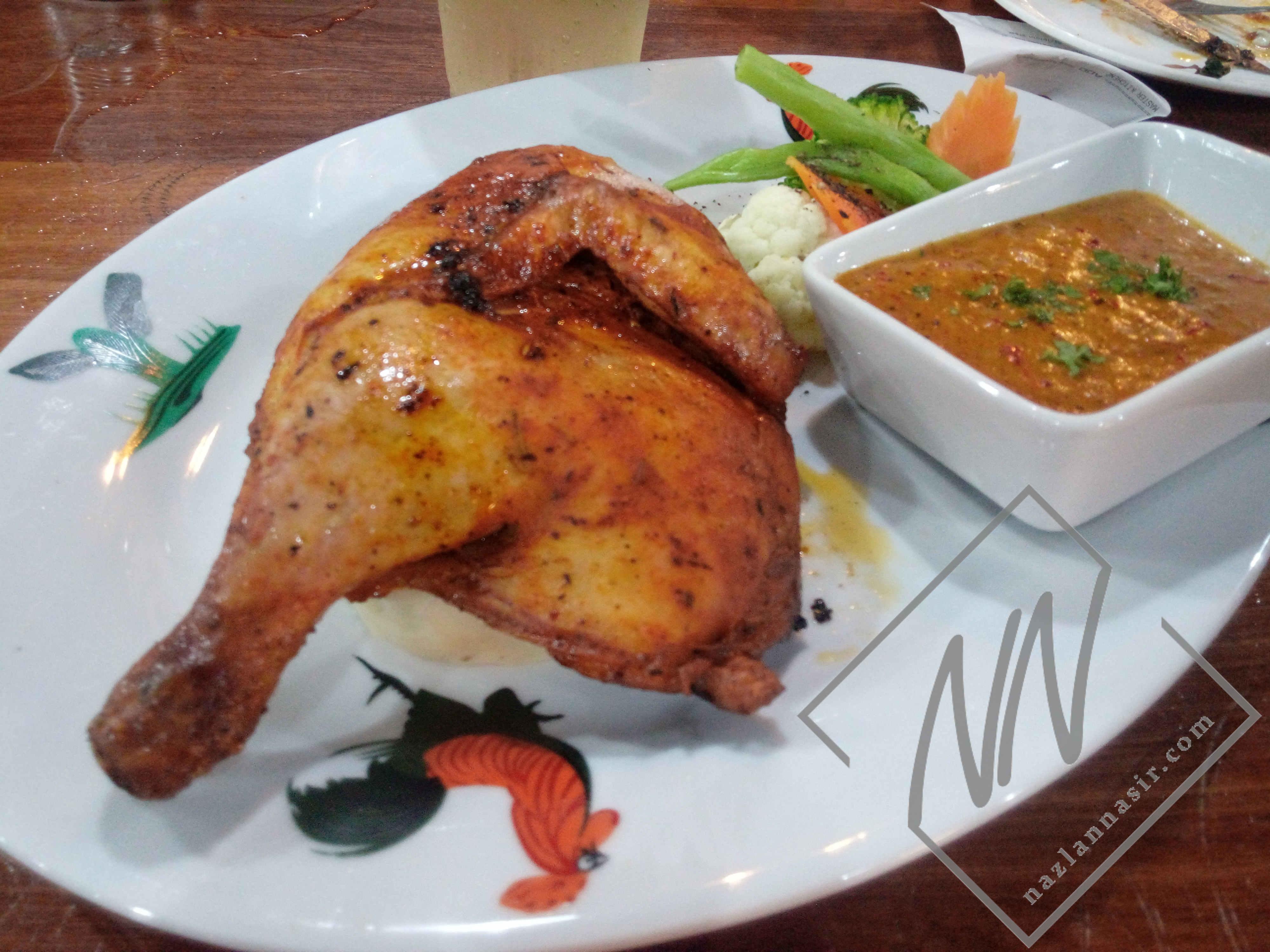 Peri Peri Chicken RM16