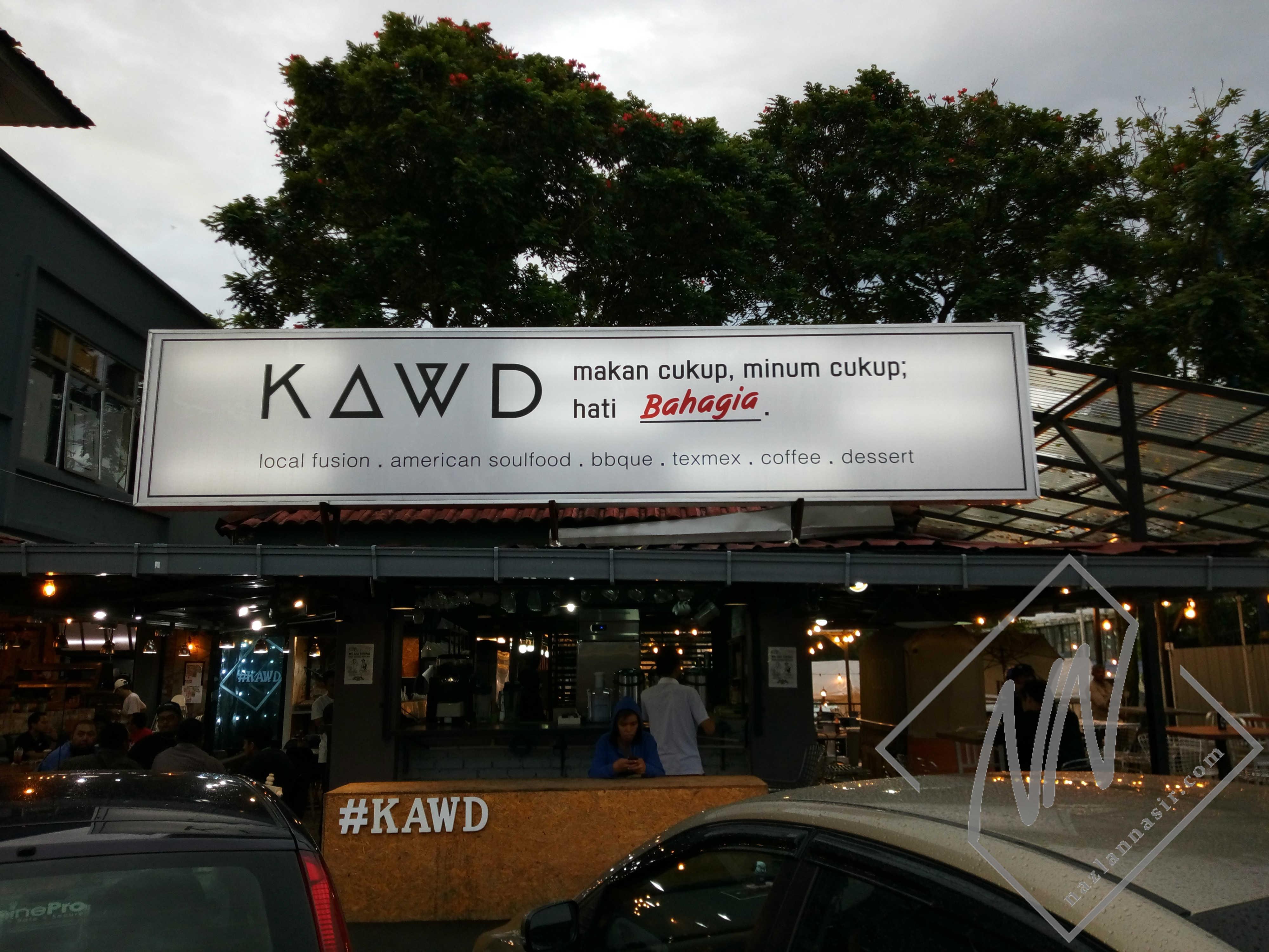 Slogan KAWD