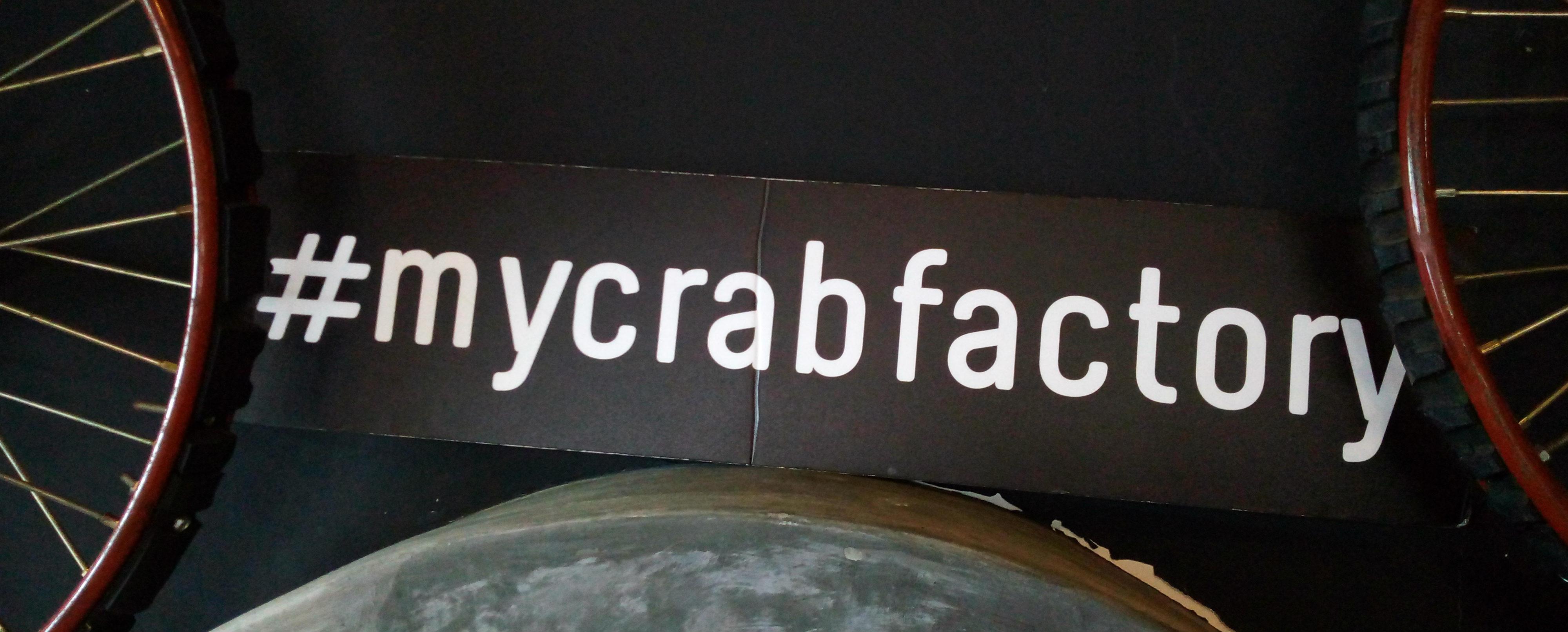 hashtag mycrabfactory