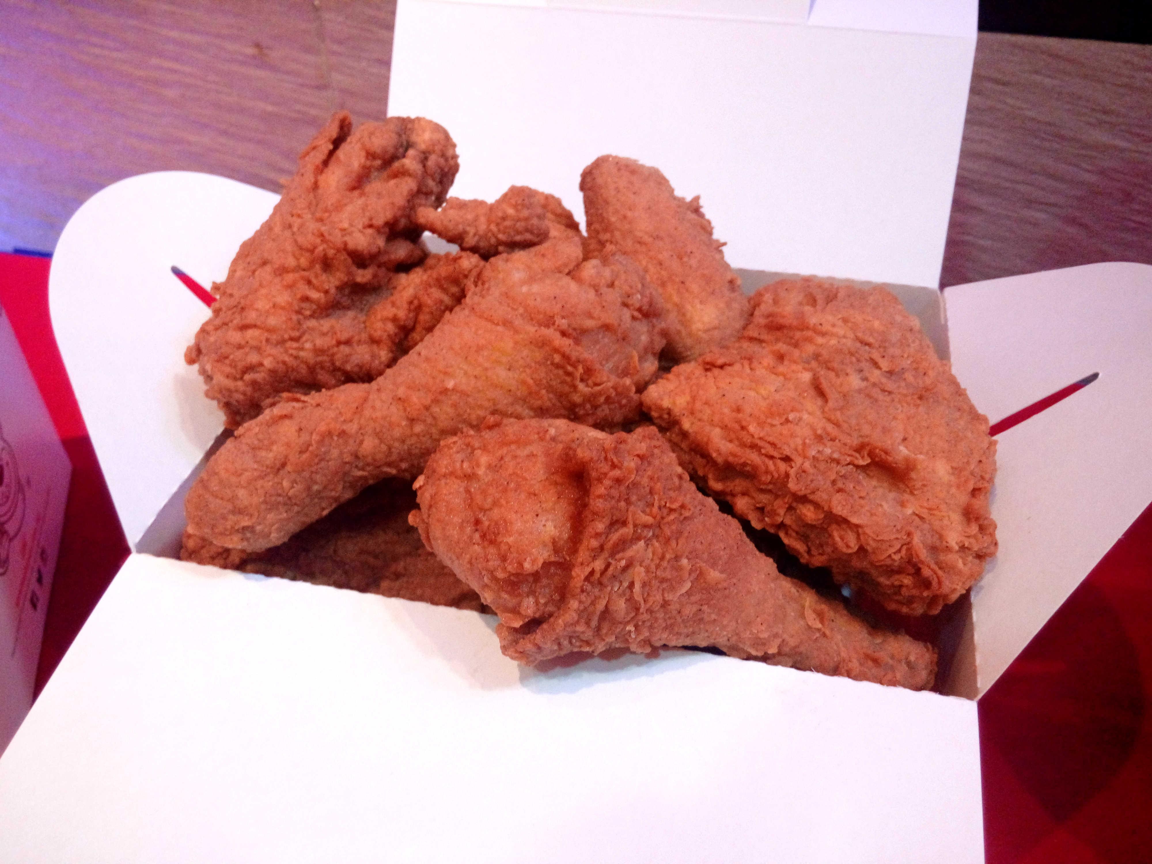 Chicken Golden Aroma