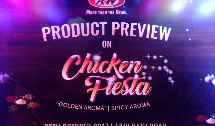 Food Review Chicken Fiesta