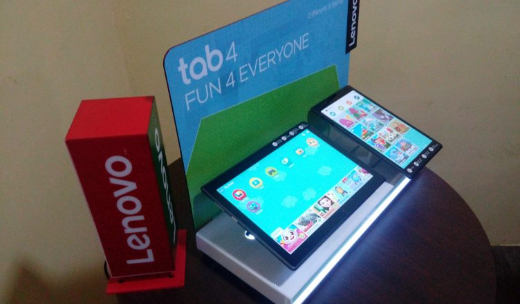 Tab 4 Series Tablet