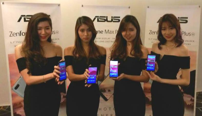 ASUS ZenFone Max Plus Model