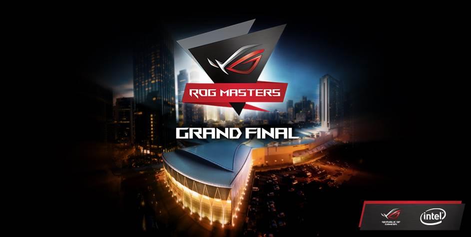ROG Masters Grand Finals